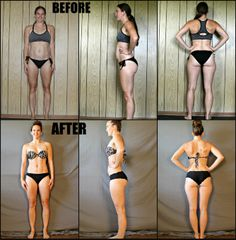 PiYo Results: Before and After! -