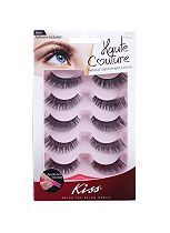 Kiss Haute Couture Multi Pack Lashes Wink (KHLM01)