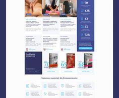 PraktycznaFizjoterapia.pl - Physiotherapists Magazine on Behance