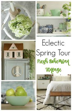 Eclectic Spring Tour