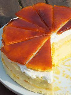 Ízőrző: Egyszerű vaníliakrémes-tejszínhabos torta, dobostorta tetővel Waffles, Breakfast, Recipes, Food, Caramel, Morning Coffee, Recipies, Essen, Waffle