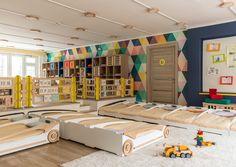 Мебель для детского сада в Москве от Елены и Кирилла Чебурашкиных | Admagazine | AD Magazine