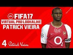 Fifa 17, Patrick Vieira, Videos Please, Ea Sports, Twitch Tv, Look Alike, Coins, About Me Blog, Twitter Twitter