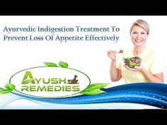You can find more about the ayurvedic indigestion treatment at http://www.ayushremedies.com/chronic-constipation-treatment.htm   Dear friend, in this video we are going to discuss about the ayurvedic indigestion treatment. Arozyme capsule is the best ayurvedic indigestion treatment to prevent loss of appetite problem in men and women without side effects.   If you liked this video, then please subscribe to our YouTube Channel to get updates of other useful health video tutorials.