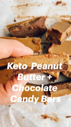 Low Carb Desserts, Low Carb Recipes, Diet Recipes, Vegan Recipes, Snack Recipes, High Protein Snacks, Healthy Snacks, Yummy Drinks, Delicious Desserts