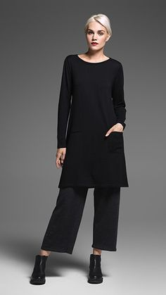 EILEEN FISHER: The Knit Strategy