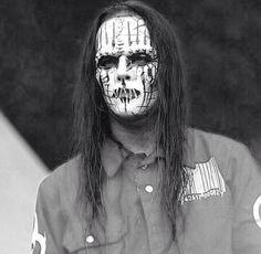 Joey Jordison from Slipknot and Murderdolls