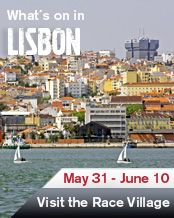 What's on in Lisbon. Volvo Ocean Race 2011-2012 - In Lisbon, Portugal from May 31st to June 10th, 2012.