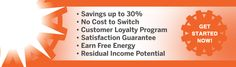Why switch to Ambit Energy? It's much more than just saving money on your electricity and gas bill.