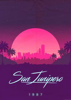 Black Mirror 'San Junipero'