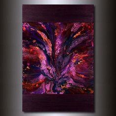 Art: Fuaran by Artist Jacqueline Swann
