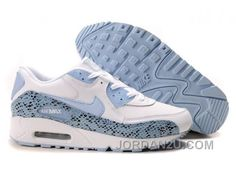 new concept 48de7 d1709 NIKE AIR MAX 90 WOMENS LIGHTBLUE WHITE LASTEST Y4EWI Only  74.00 , Free  Shipping! Nike