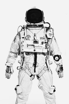 Black and White space nasa spaceman astronaut space invader astro astrofisic astronaut firing astronauta Felix Baumgartner, Hipster Vintage, Major Tom, Sport Fitness, Space Travel, Space Exploration, Outer Space, Science Fiction, Motorcycle Jacket