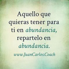 #coaching  www.JuanCarlos.coach