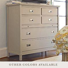 Stanley Furniture Coastal Living Resort Havens Harbor Media Chest SF062B311