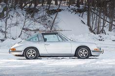 1972 Porsche 911 - S