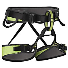 Edelrid Jay Harness www.weighmyrack.com/ #rock #climbing #blog