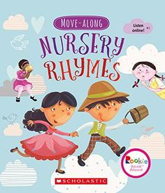 Move Along Nursery Rhymes Rookie By Laur