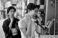 The Sociological Cinema (Women in traditional and westerners clothes, 1958....)