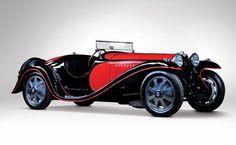 1934 Bugatti Type 55 Roadster Recreation