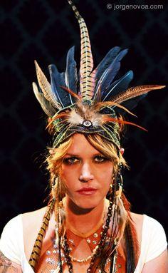 custom headdress Etsy