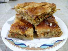 Cookbook Recipes, Cooking Recipes, The Kitchen Food Network, Greek Cooking, Spanakopita, Greek Recipes, Food Network Recipes, Feta, Food And Drink