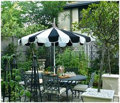 An outdoor space is a gift. Take the time to make it magical.