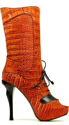 That booties. LBV