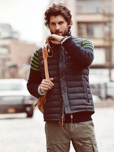 Heritage Down Vest by Relwen at Gilt