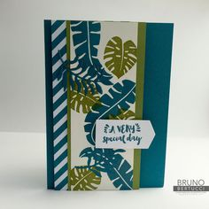 stampinbruno: Pop of Paradise Crazy Crafters Blog Hop | Special Guest - Tami White