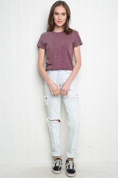 Brandy ♥ Melville | Margie Top - Tops - Clothing