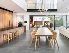 Natural Jutland A Grade Solid European Oak 280 x 100cm Dining Table by Mads…