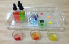 Color Mixing- Color Wheel