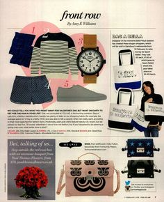 Derek Rose boxers featured in You magazine this month. The perfect gift for men this Valentines Day | Derek Rose