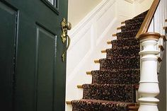 How to Install a Stairway Carpet #stepbystep