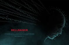 We're so excited to unveil our plans to release the vinyl soundtrack and striking new poster for HELLRAISER in celebration of the film's 30th Anniversary. These