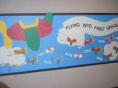 Mrs. Ts First Grade Class: Flying into First Grade