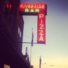 Favorite pizza place. Iron River, MI
