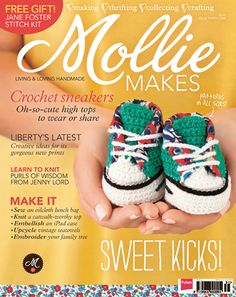 Mollie Makes issue 31 image
