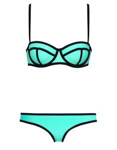 triangl swimwear / milly / st tropez sun bikini