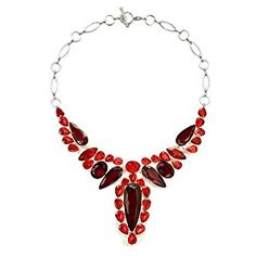 Pugster Chunky Bubble Light Red Garnet Red Water Drop Bib Statement Necklace Fashion Jewelry For Women  http://electmejewellery.com/jewelry/pugster-chunky-bubble-light-red-garnet-red-water-drop-bib-statement-necklace-fashion-jewelry-for-women-ca/
