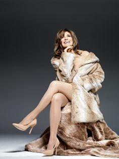 Linda Gray Most Beautiful Legs in People magazine