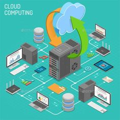 Buy Data Network Cloud Computing Technology Isometric by -TAlex- on GraphicRiver. Data Network Cloud Computing Technology Isometric business concept with network server, computer, laptop, router and . Technology Quotes, Technology World, Futuristic Technology, Medical Technology, Computer Technology, Vector Technology, Computer Programming, Technology Careers, Medical Coding