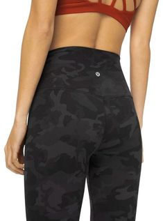 Lululemon incognito camo multi grey align hr leggings size 6 s, 2 Legging Outfits, Sporty Outfits, Athletic Outfits, Trendy Outfits, Cute Outfits, Fashion Outfits, Athletic Clothes, Camo Clothes, Sporty Fashion
