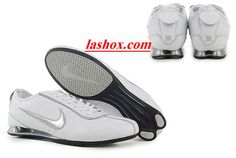 lowest price 8b9ac 137e3 chaussures nike shox r3 broderie homme blanc argent - lashox2015