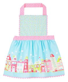 Look at this Home Sweet Home Apron - Kids on #zulily today!