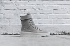Fear of God Military Sneaker Grey