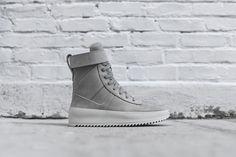 Fear of God Military Sneaker Grey