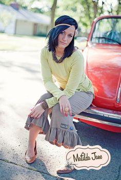 Matilda Jane Clothing Adult