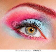 Pictures of Chestnut Hair Color Eye Makeup 80 eye makeup pictures Dramatic Eyes, Dramatic Eye Makeup, Beautiful Eye Makeup, Beautiful Eyes, Amazing Eyes, Amazing Makeup, Bright Eye Makeup, Colorful Eye Makeup, Pink Makeup